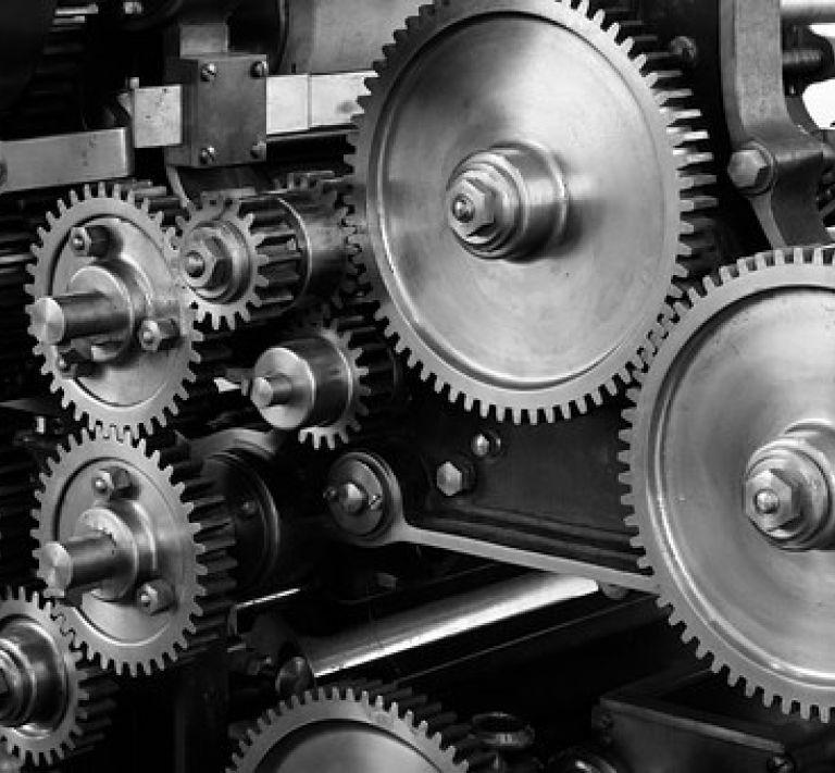 PTFE in Precision Mechanics